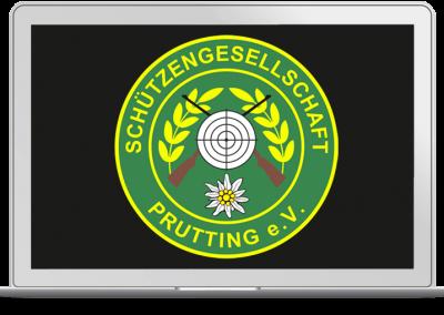 Logoerstellung Pruttinger Schützen